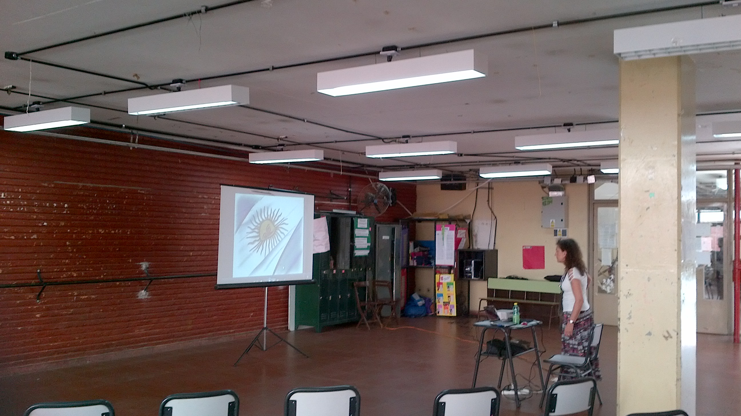 Escuela Av. Santa Fe 2778