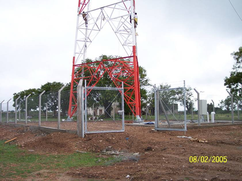 Torres de Telefonía Celular Nortel Network